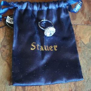Stauer Oval Ring, Sz~7 Brand New.